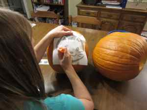 Crofton Pumpkin Carving Kit