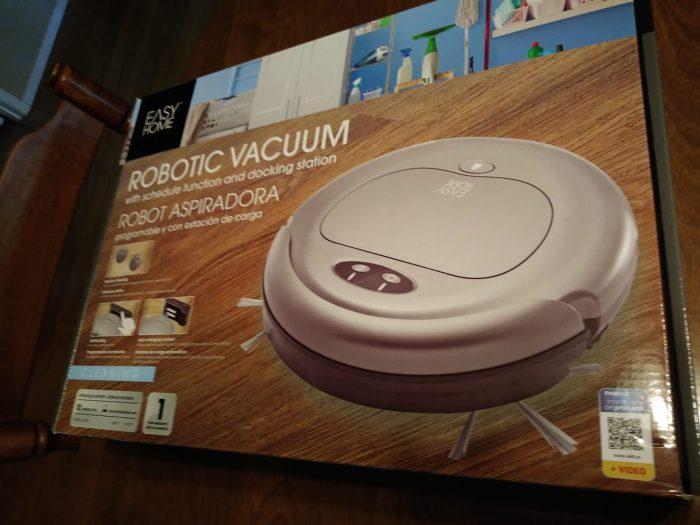 Easy Home Robotic Vacuum