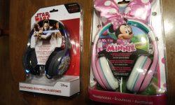 eKids licensed headphones