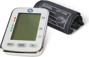 Welby Blood Pressure Monitor