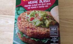 Earth Grown Vegan Southwest Quinoa Crunch Burger