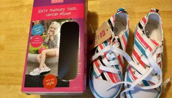 9a442451b6b Crane Ladies Memory Foam Athletic Shoes | ALDI REVIEWER