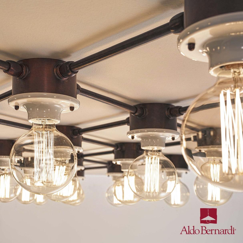 Ormai le nostre case non possono fare a meno dell'energia elettrica per risultare. Impianto Elettrico A Vista Sistemi Di Illuminazione Aldo Bernardi