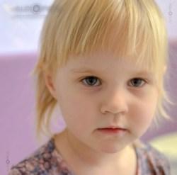Child Portrait headshot by AldoPics