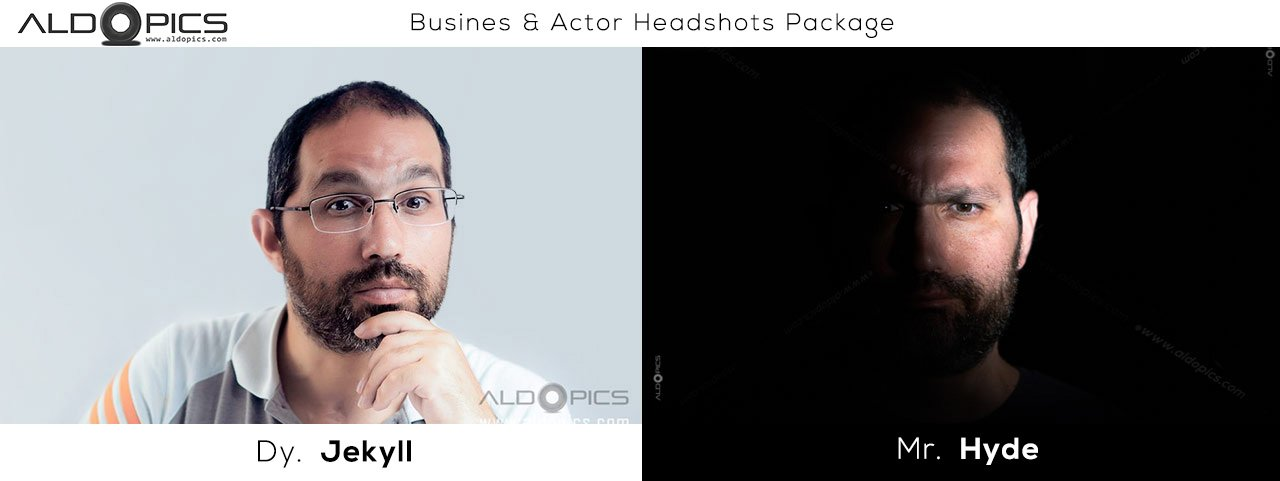 AldoPics Headshots Package