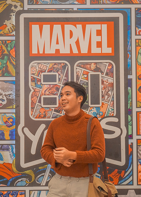 Marvel 80 Years at SM Celebrates With The New Filipina Super Hero, Wave