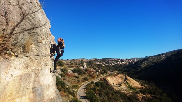 Island Rock Climbing
