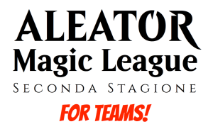 Aleator Magic League 2 - ForTeams
