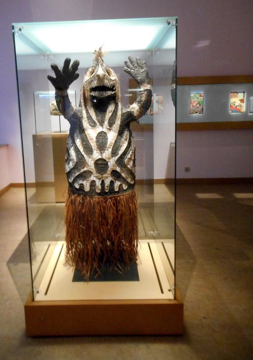 Je suis beau - Musée des Arts d'Afrique et d'Asie de Vichy