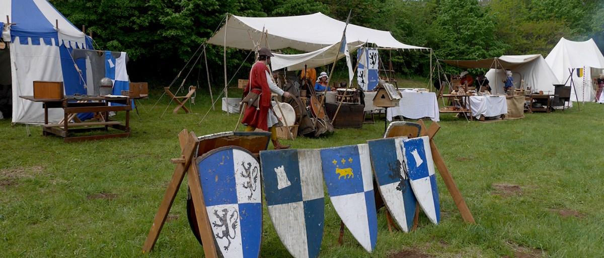 Les Médiévales de Murol 2018