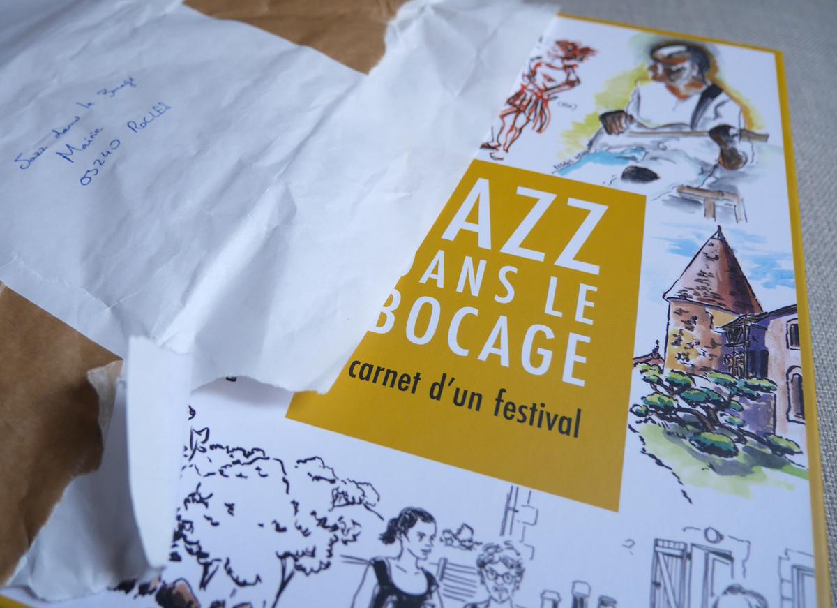 Jazz dans le bocage carnet d'un festival