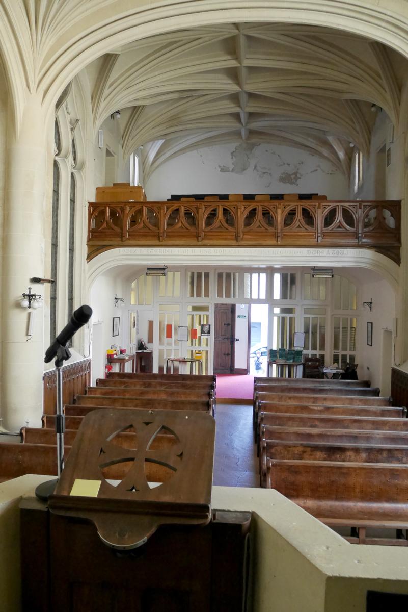 Journées du Patrimoine 2018 - Le Temple Protestant de Vichy