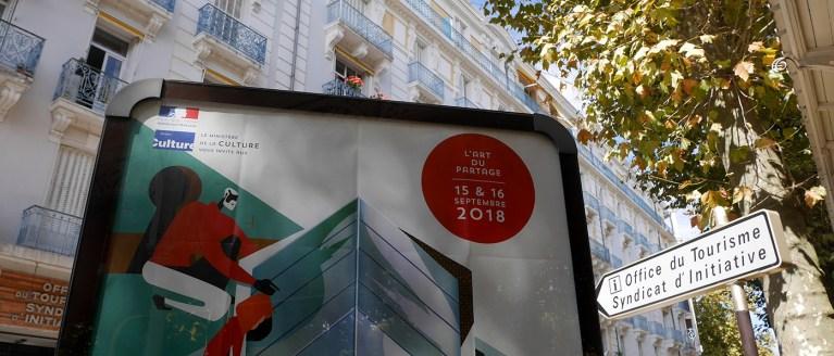 Journées du Patrimoine 2018 - Vichy