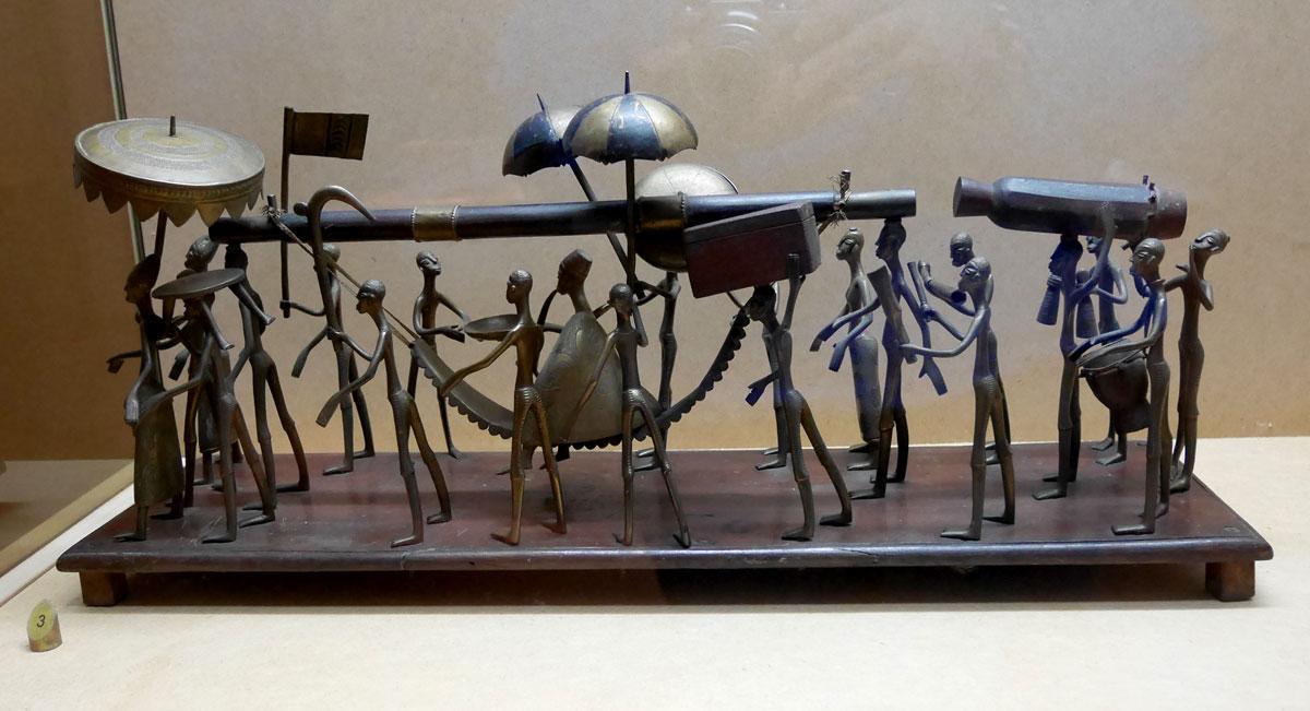 """Musée des Arts d'Afrique et d'Asie de Vichy - expo """"Afriques"""" - 2018"""