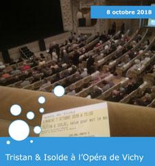 Tristan & Isolde à l'Opéra de Vichy