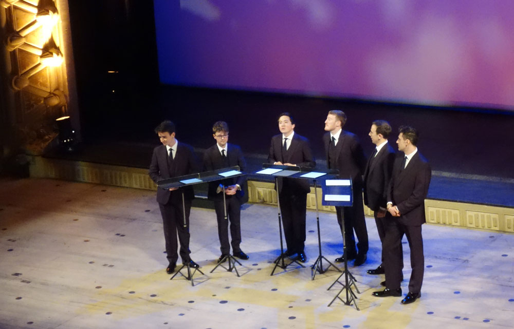 The King's Singers à L'Opéra de Vichy