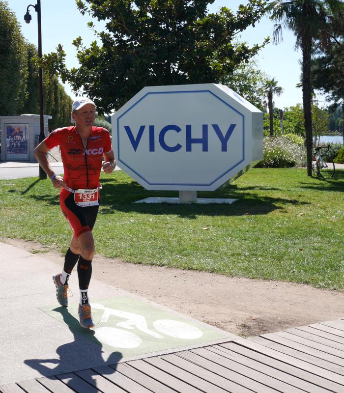 IRON MAN 2018 - Vichy