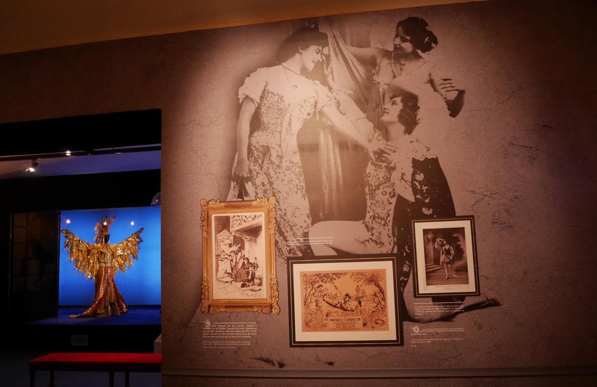 Expo Contes de fées au CNCS de Moulins