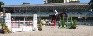 Jumping International 2018 à Vichy