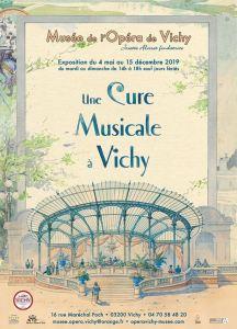Expo au Musée de l'Opéra - Vichy - 2019