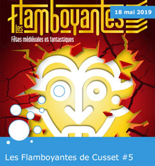 Les Flamboyantes #5 - Cusset - 2019