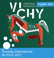 Jumping International de Vichy 2017