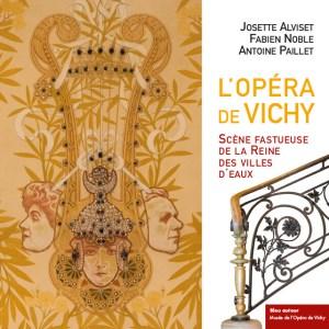 Livre sur l'Opéra de Vichy