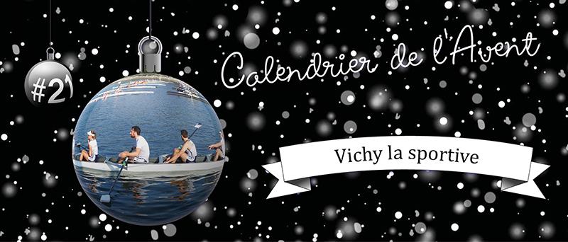Calendrier de l'Avent #21 Vichy la sportive