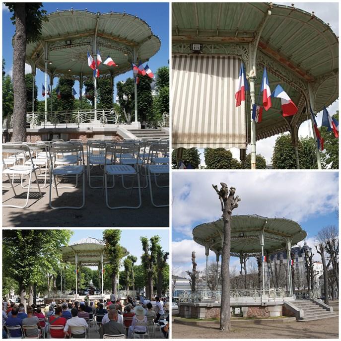 kiosques à musique à Vichy