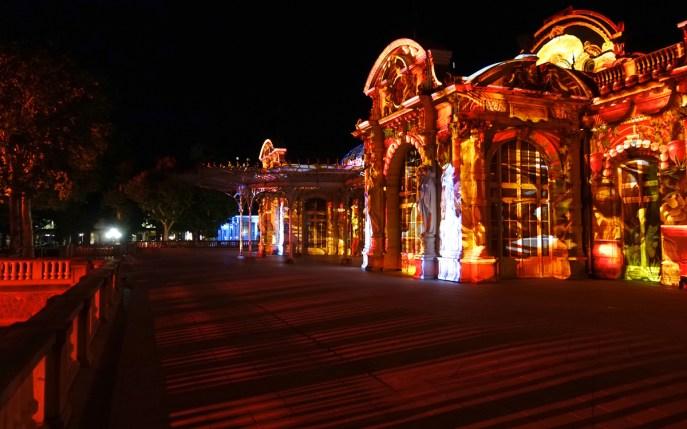 Lumières sur le Bourbonnais à Vichy