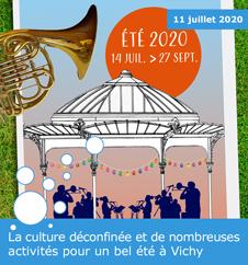 Festival d'été Vichy 2020