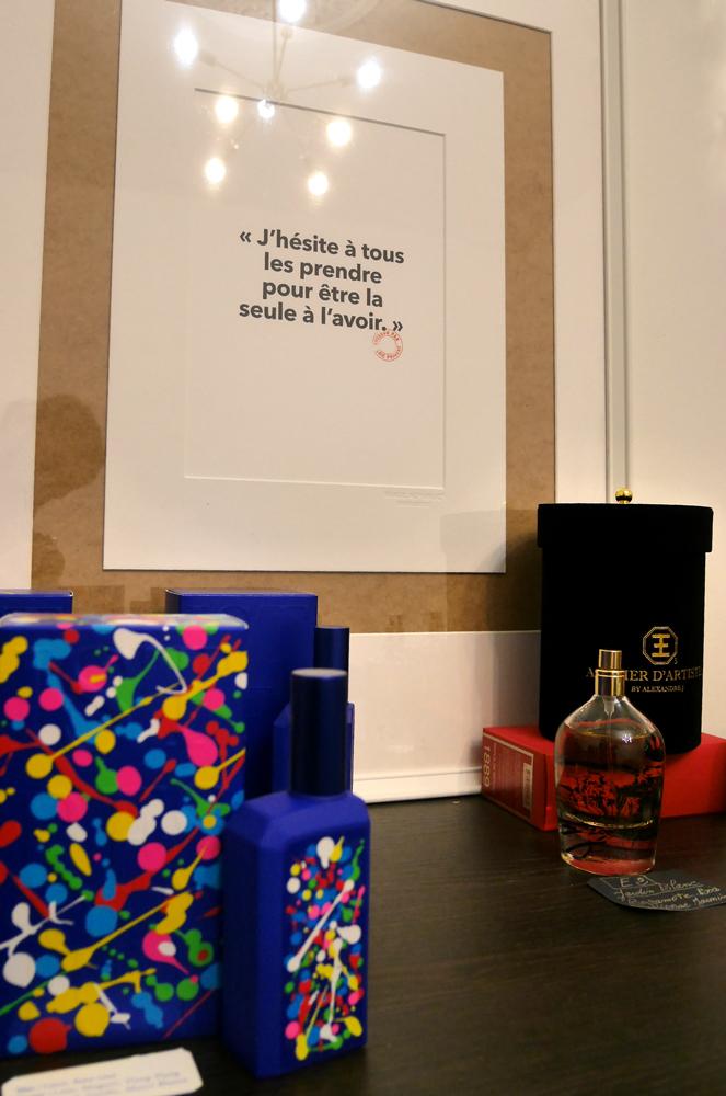 Arcane Majeur, maison de parfums à Vichy