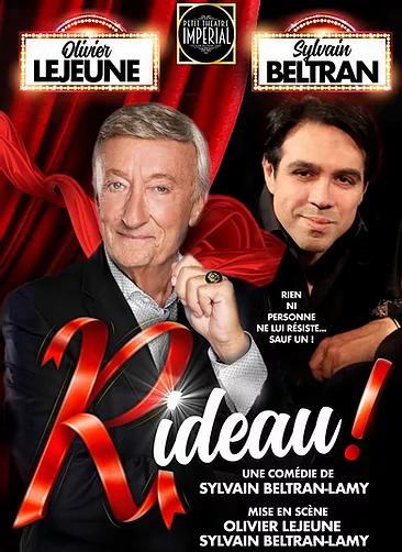 """""""Rideau !"""" au Petit Théâtre Impérial de Vichy"""