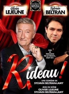 Rideau ! au Petit Théâtre Impérial de Vichy