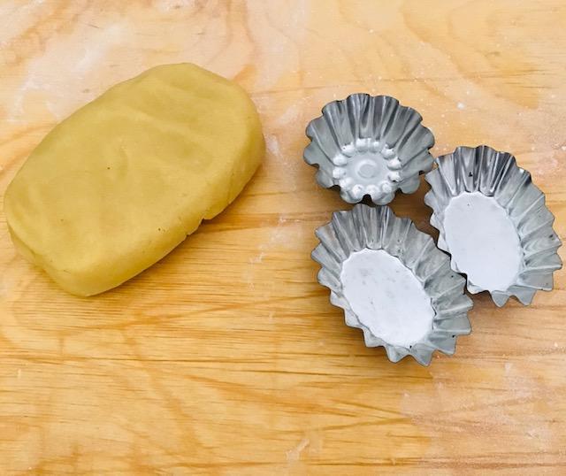 pasta sablee