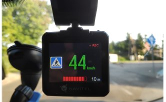 R600 GPS Night Vision