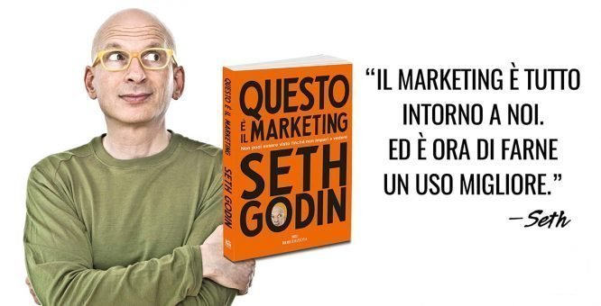 Questo è il marketing - Seth Godin | Alex Bar consulente web marketing Torino
