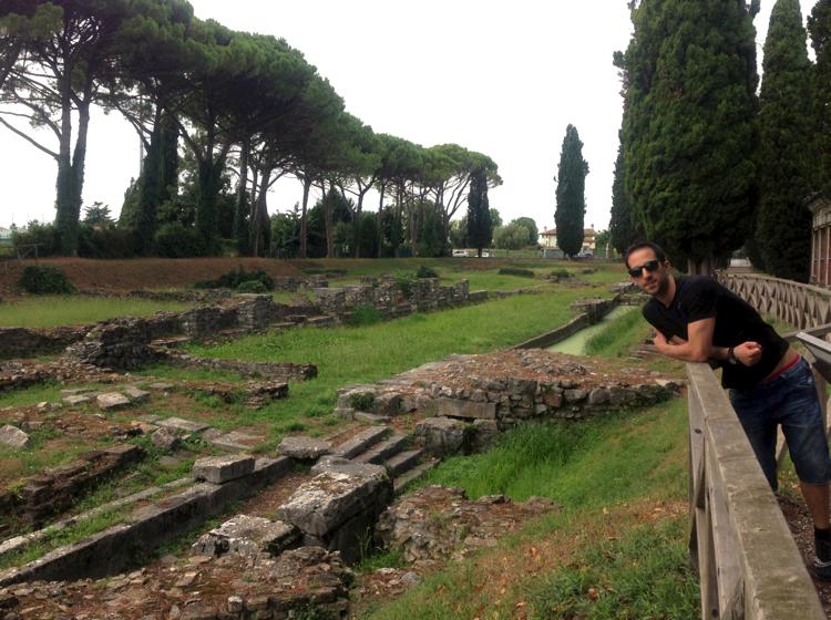 Aquileia Old Port