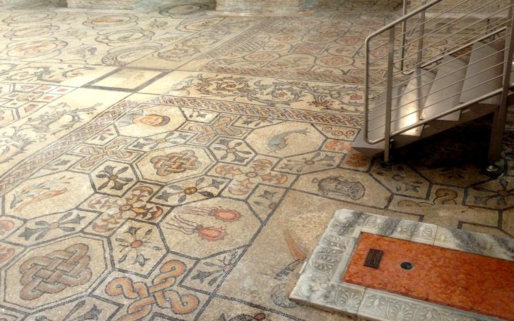Aquileia Roman Floor