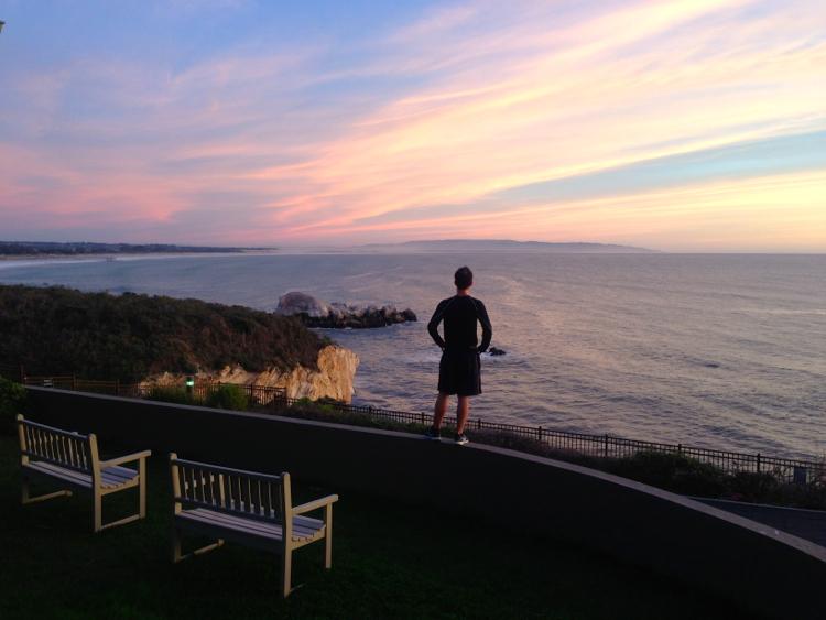 California Sunset Shelter Cove