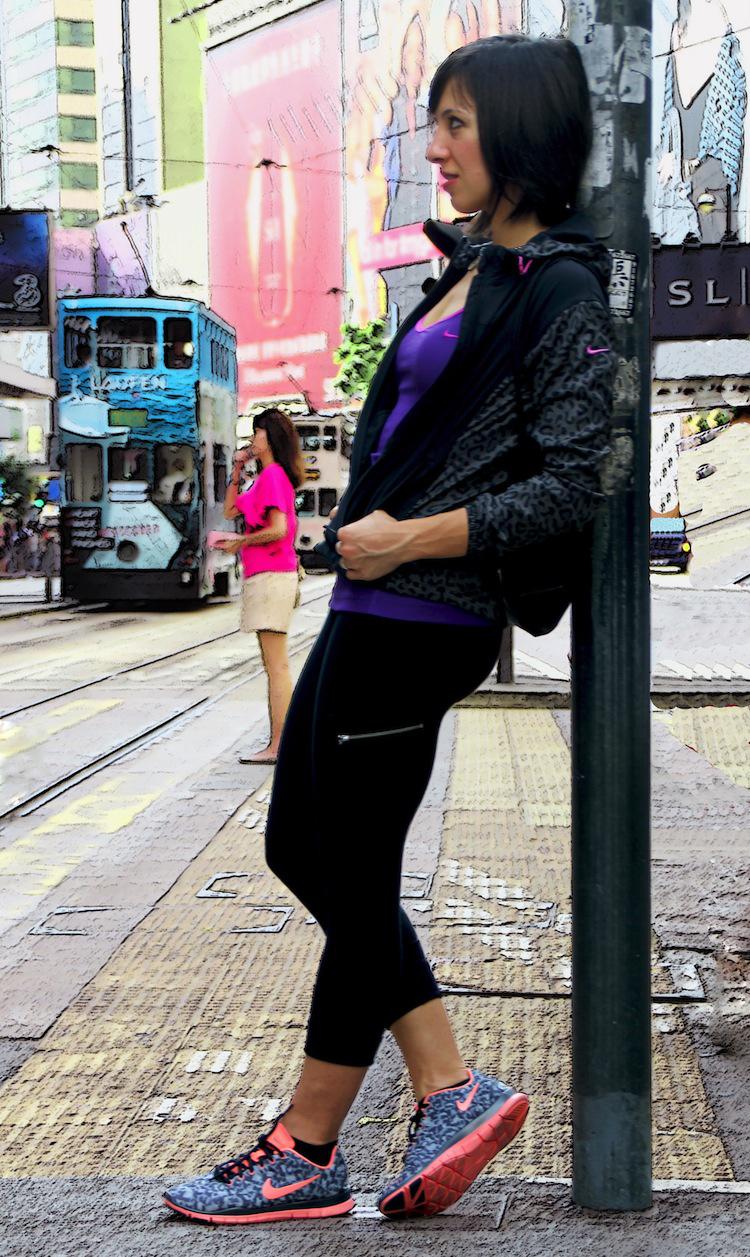 Hong Kong Street Style Nike