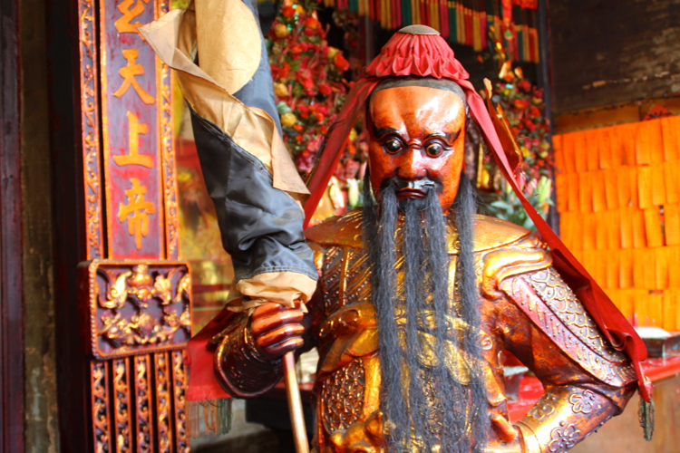 Macau Temple