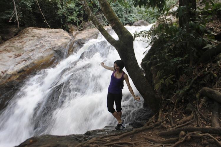 Mae Sa Waterfalls, Northern Thailand (January)