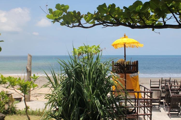 The Beach in Jimbaran, Bali, Indonesia (FebruaryI
