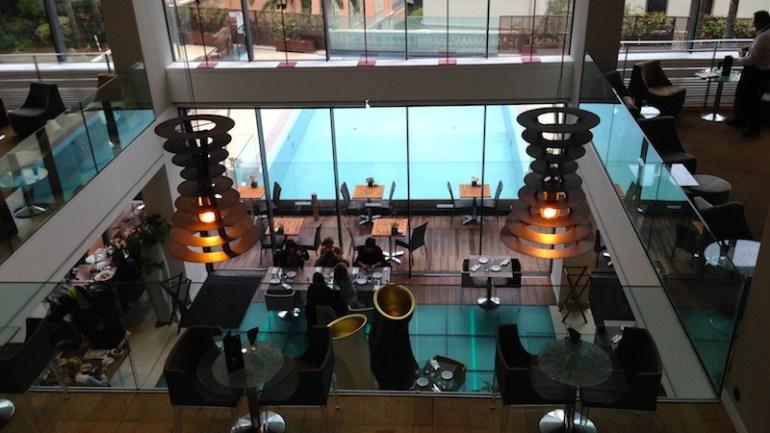 SCOOPING at the Novotel Monaco