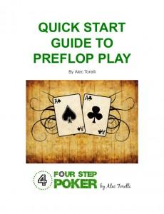 Quickstart Guide to Preflop Play