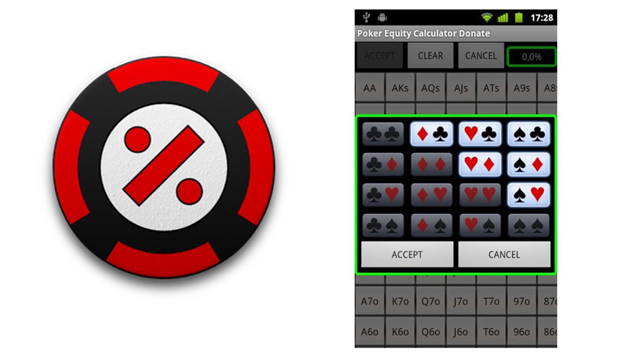 poke equity calculator app