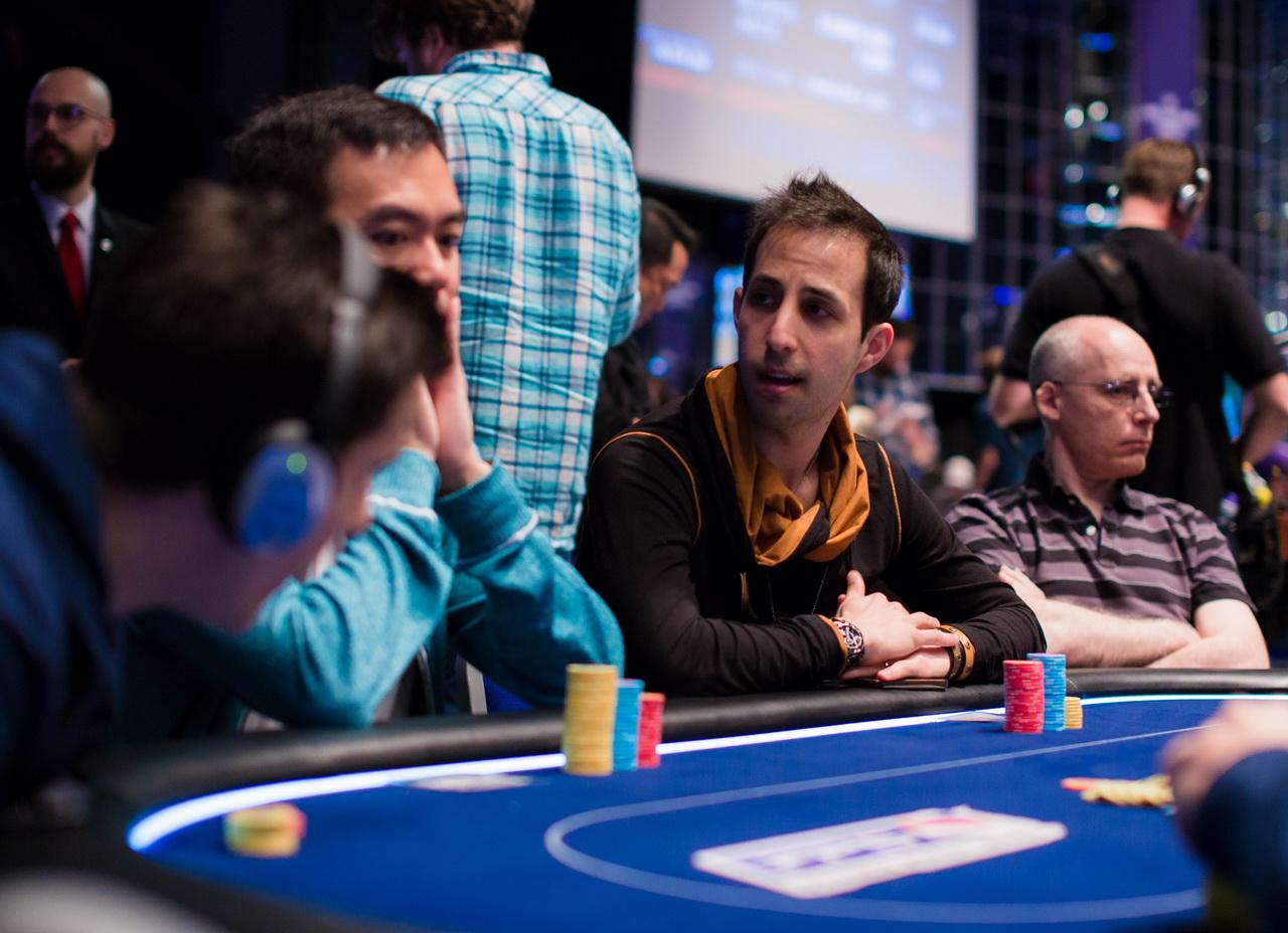 pro poker players