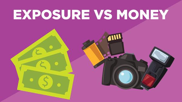 Exposure vs. Money