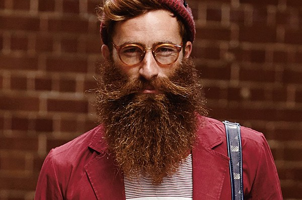 Il beardMarketing di hipster, yuccie e millennials.